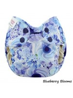 Blueberry Newborn Simplex AIO - Organic Cotton