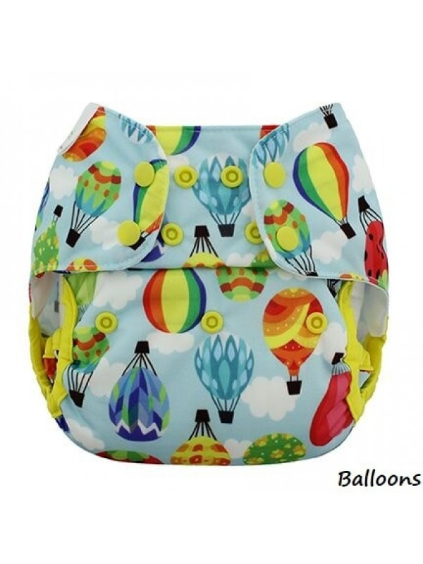 Blueberry One-Size Capri Cover