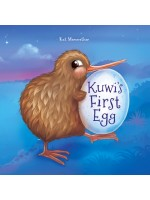 Kuwi's First Egg - Kat Merewether