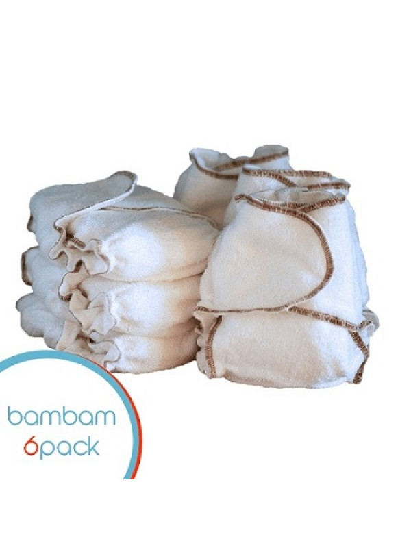 Bubblebubs Bambams - 6 Pack