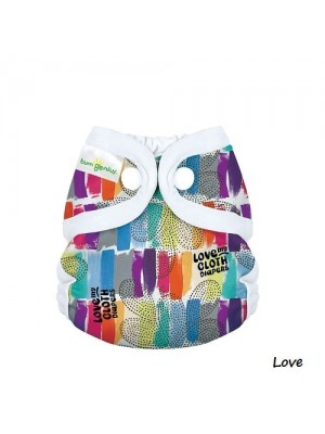 bumGenius Littles 2.0 Newborn Nappy