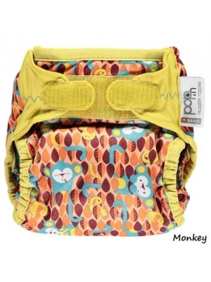 V2 Pop-in One-Size Nappy - Prints