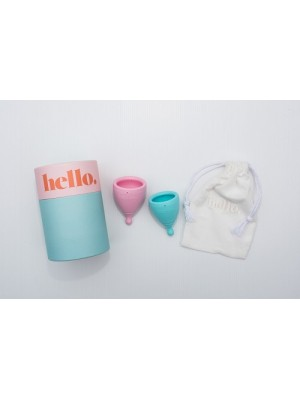 The Hello Cup - Box with Both