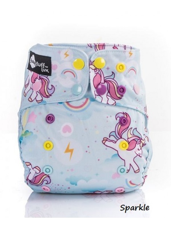 Funky Fluff Flex Nappy Cover