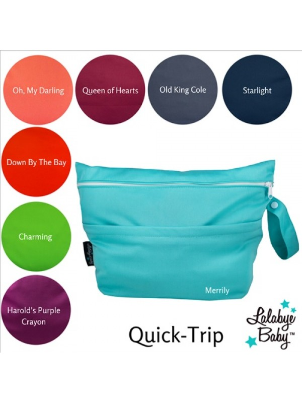 Lalabye Baby Quick Trip Wet/Dry Bag