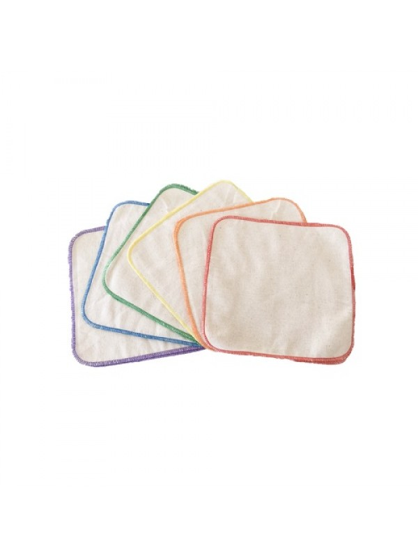 Luludew Cloth Wipes - 12 Pack