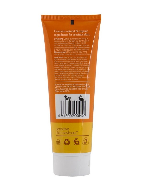 Oasis Sun SPF30 Family Sunscreen 250ml