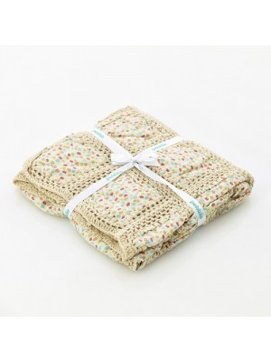 Crochet Patchwork Blanket