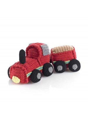Tractor/Train Rattle