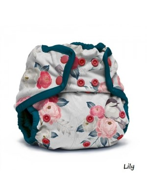 Rumparooz One-Size Nappy Cover - Lily