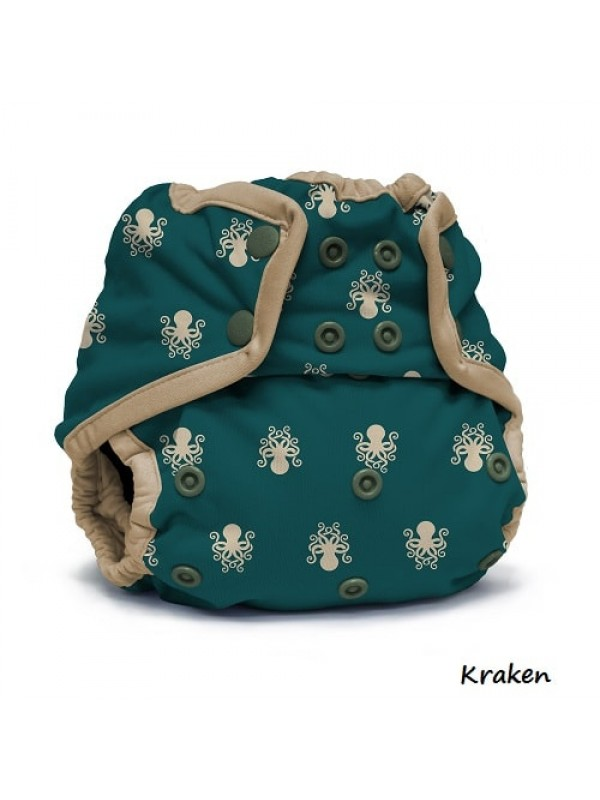 Rumparooz One-Size Nappy Cover - Kraken