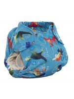 Smart Bottoms Born Smart Newborn Nappy