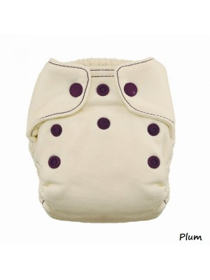 Thirsties Natural Newborn Fitted Nappy