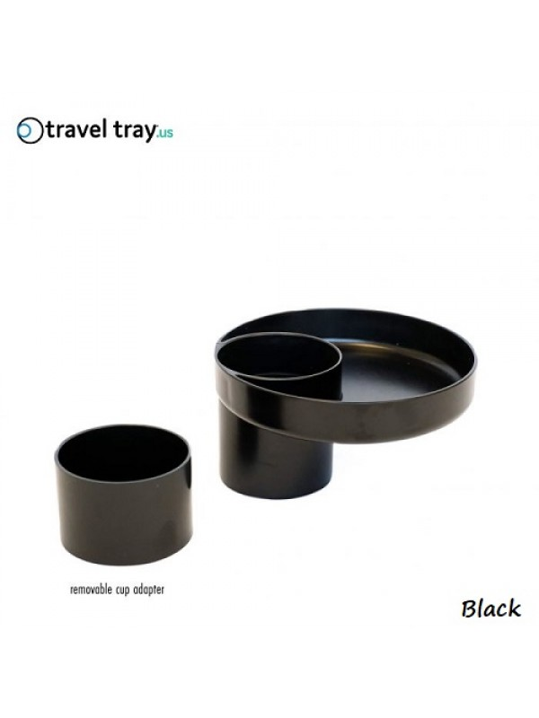 Travel Tray - Cup holder and tray for the car!