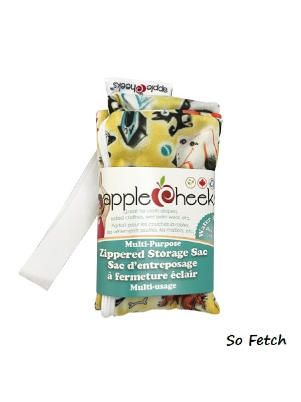 AppleCheeks Storage Sacs