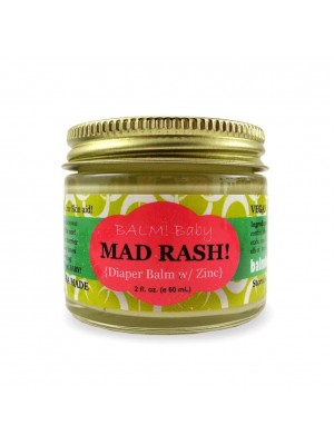 BALM Baby - Mad Rash Nappy Balm with Zinc 60ml
