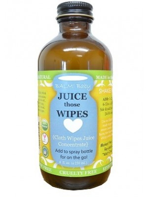"BALM Baby - ""Juice Those Wipes""  Wipe Concentrate 230ml"