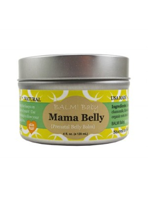 BALM Baby - Mama Belly - Whipped Butter Balm 120ml