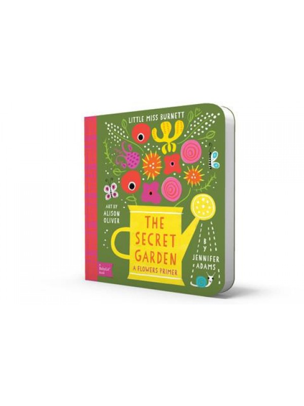 BabyLit Fairies and Flowers Primer Books