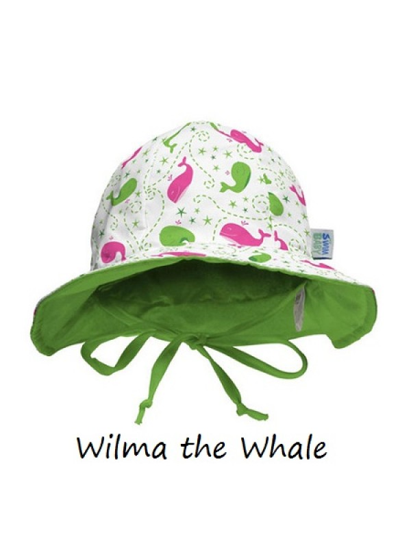 My Swim Baby Sun Hats - Medium 6-18mths