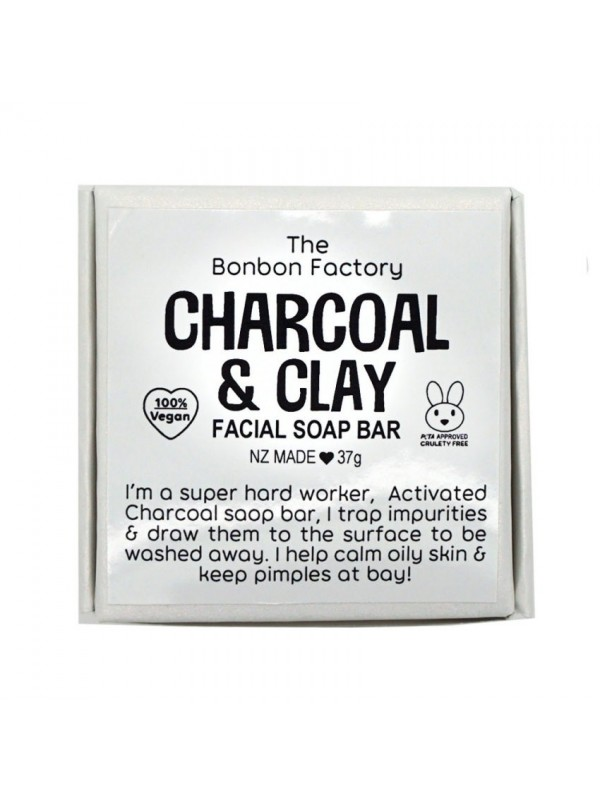 Bonbon Clay & Charcoal Facial Bar