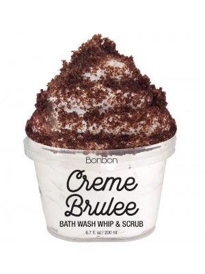Bonbon Bath & Shower Whip - Creme Brulee