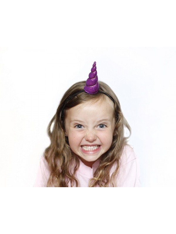 Brooklyn Owl Unicorn Horn - Tween