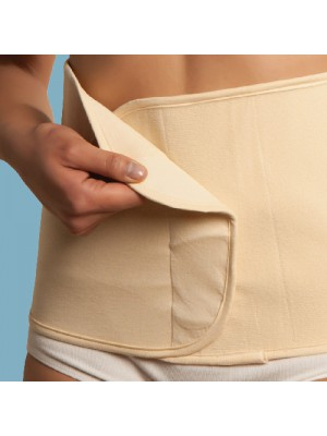 Carriwell Belly Binder - Nude