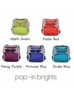 V2 Pop-in One-Size Nappy - Bamboo Brights