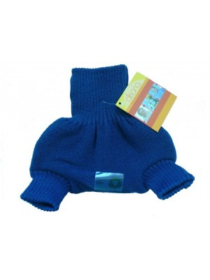 Disana Wool Cover - Blue