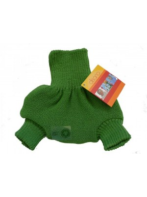 Disana Wool Cover - Green
