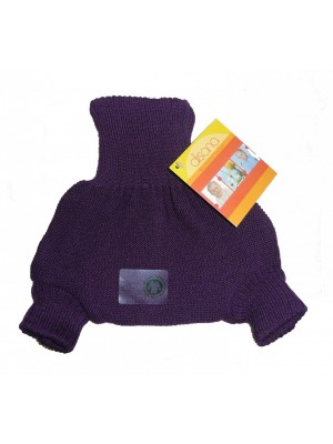 Disana Wool Cover - Plum