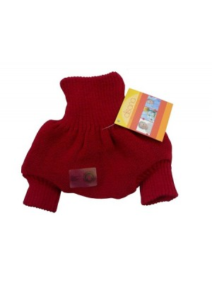 Disana Wool Cover - Red