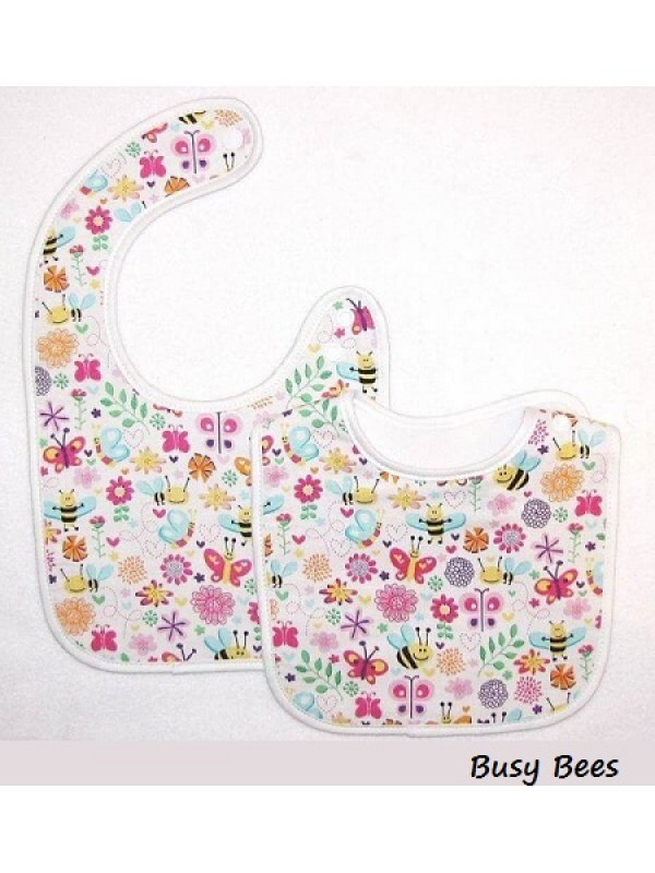 Elephant Ollie Junior Bibs