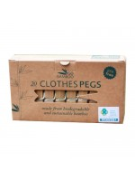Go Bamboo Pegs - 20 pack