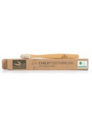Go Bamboo Child Toothbrush