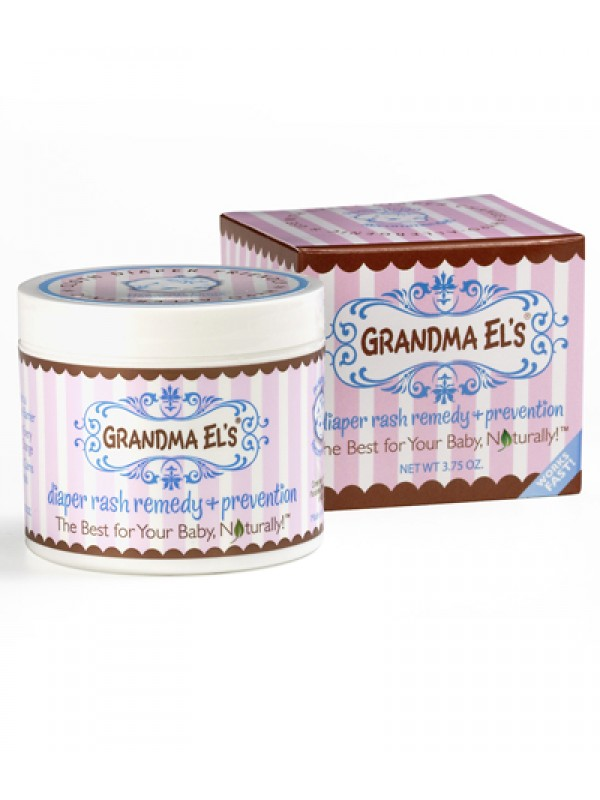 Grandma Els Nappy Rash Remedy and Prevention - Jar