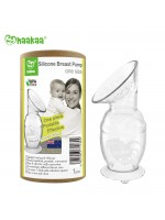 New & Improved Haakaa Silicone Breast Pump