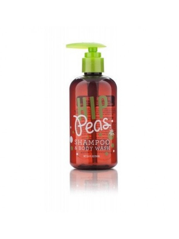 Hip Peas Shampoo & Body Wash - 250ml