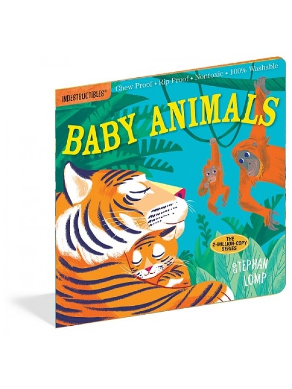 Indestructibles - Books for Babies