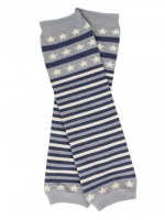 JuDanzy Leg Warmers - Stars and Stripes