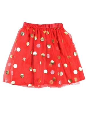 JuDanzy Sparkle Skirts - 4-6 years