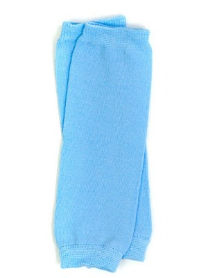 JuDanzy Newborn Leg Warmers - Blue