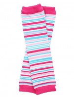 JuDanzy Leg Warmers - City Stripe