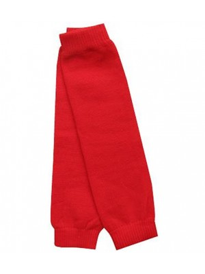 JuDanzy Leg Warmers - Red