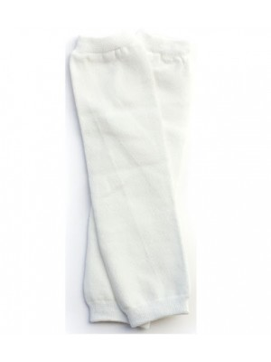 JuDanzy Leg Warmers - White