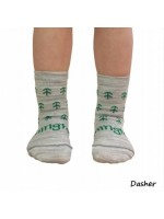 Christmas Lamington Socks -  Dasher