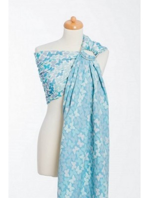 Lenny Lamb Ring Sling - Gathered Shoulder