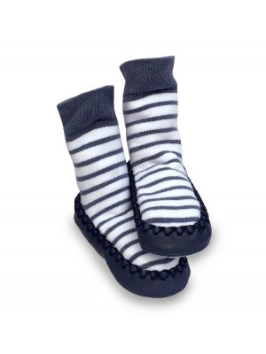 Mocc Ons - Nautical Stripe