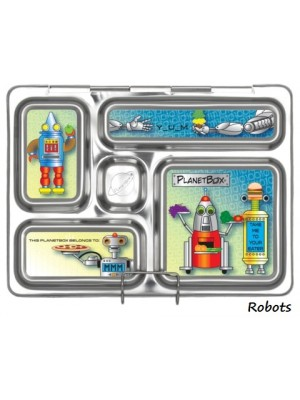 Extra Magnets for PlanetBox Rover